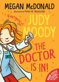 Judy Moody: The Doctor Is In! (Megan McDonald, Peter H. Reynolds)