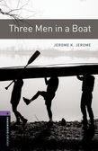 Oxford Bookworms Library Level 4: Three Men In A Boat Audio Pack