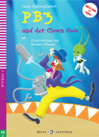 PB3 Und Der Clown Coco + Downloadable Multimedia