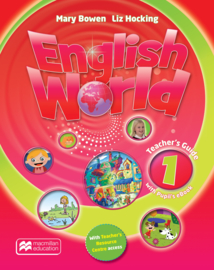 English World Level 1 Teacher's Guide + eBook Pack