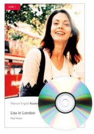 Lisa in London Book & CD Pack