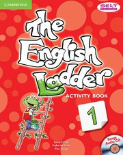The English Ladder Level1 Activity Book with Songs Audio CD