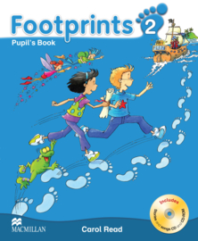 Footprints Level 2 Pupil's Book Pack