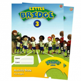 Little Bridge Activity Book Level 3