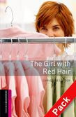 Oxford Bookworms Library Starter Level: The Girl With Red Hair Audio Cd Pack