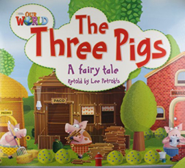 Our World 2 The Three Pigs Big Book