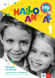 Hallo Anna 1 neu Lerarenboek