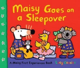 Maisy Goes On A Sleepover (Lucy Cousins)