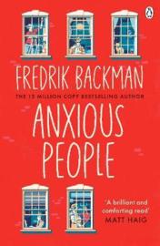 Anxious People (Backman, Fredrik)