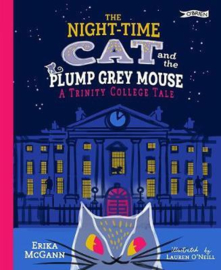 The Night-time Cat and the Plump, Grey Mouse (Erika McGann, Lauren O'Neill)