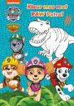 Kleur mee met Paw Patrol - Dino Rescue (Paperback / softback)