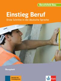 Einstieg Beruf, Berufsfeld Bau Übungsheft