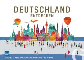 Deutschland entdecken Sprach- en Reisespiel