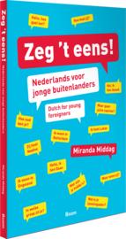 Zeg 't eens Nederlands voor jonge buitenlanders