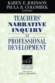 Teachers' Narrative Inquiry as Professional Development Paperback