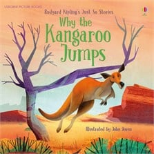 Why the Kangaroo Jumps