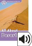 Oxford Read And Discover Level 4 All About Desert Life Audio Pack