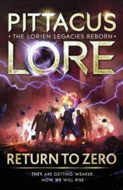 Return To Zero (Pittacus Lore)