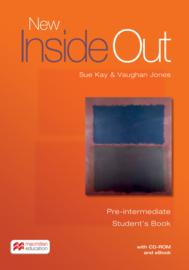 Inside Out New Pre-intermediate  Student's Book + eBook Pack