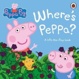 Peppa Pig: Where's Peppa? (Board Book)