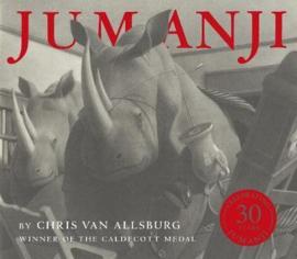 Jumanji (Chris Van Allsburg) Paperback / softback