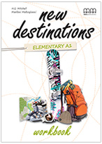 New Destinations Elementary Workbook