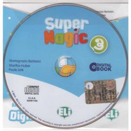 Super Magic 3 Class Digital Book - Dvd
