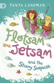 Flotsam And Jetsam And The Stormy Surprise (Tanya Landman)