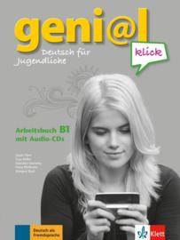 geni@l klick B1 Werkboek met 2 Audio-CDs