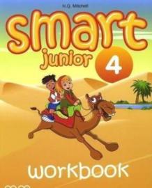 Smart Junior 4 Workbook