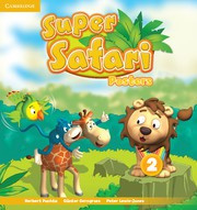 Super Safari British English Level2 Posters (10)
