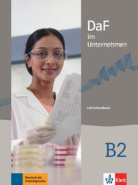 DaF im Unternehmen B2 Lerarenboek
