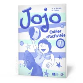 Jojo 1 Activity Book + Song Audio CD