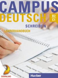 Campus Deutsch - Schrijven Lerarenboek als PDF-Download