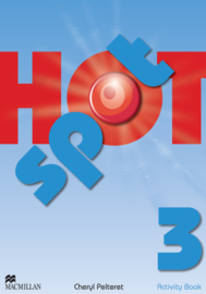 Hot Spot Level 3 Activity Book