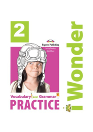 I-wonder 2 Vocabulary & Grammar Practice (international)