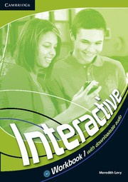 Interactive Level1 Workbook with Downloadable Audio