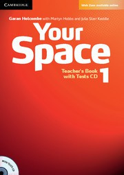Your Space Level1 Teacher's Book with Tests CD