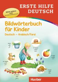 Erste Hilfe Deutsch – Bildwörterbuch für Kinder Buch met MP3-Download