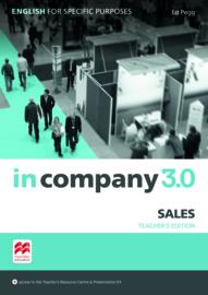 In Company 3.0 ESP Sales Teacher's Pack