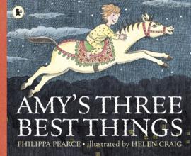 Amy's Three Best Things (Philippa Pearce, Helen Craig)