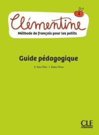 Clémentine - Méthode de français pour les petits - Niveau 1 - Guide pédagogique