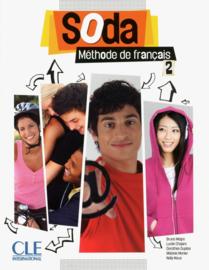 Soda 2 - Niveaux A2/B1 - Livre de lélève + DVD-Rom
