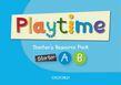 Playtime Starter, A & B Teacher's Resource Pack