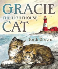 Gracie, the Lighthouse Cat (Ruth Brown) Paperback / softback