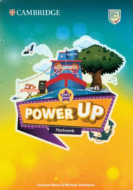 Power Up Start Smart Flashcards (Pack of 115)