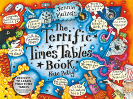 The Terrific Times Tables Book (Kate Petty, Jennie Maizels)