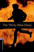 Oxford Bookworms Library Level 4: The Thirty-nine Steps Audio Pack