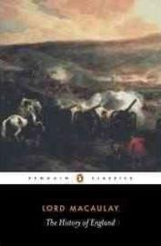 The History Of England (Thomas Macaulay)