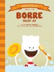 Borre wast af (Jeroen Aalbers)